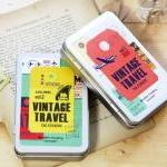 New Vintage Travel Sticker in iron ..