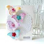 Butterfly colorful Happy Birthday h..